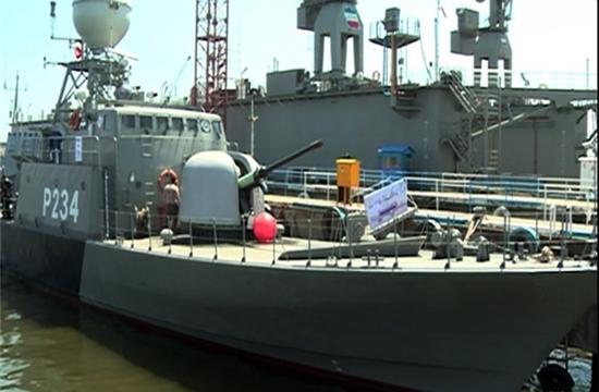 مدرن ترین ناو موشک انداز ایرانی را بشناسید/ تقویت سپر دفاعی در آب های شمالی