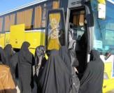 باشگاه خبرنگاران -اعزام ۷۲ دانش آموز چابهاری به مناطق عملیاتی جنوب کشور