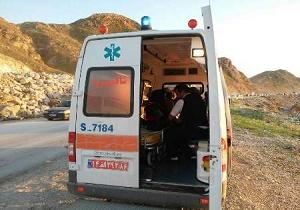 Image result for واژگونی خودرو در استان سمنان