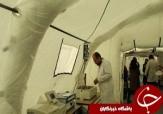 باشگاه خبرنگاران -ارائه خدمات درمانی به ۱۱ هزار نفر از زلزله زدگان کرمانشاه