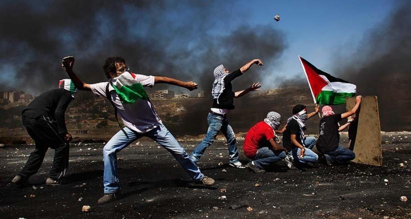 زخمی شدن ۲۳۱ فلسطینی در تظاهرات روز شنبه در مناطق مختلف فلسطین