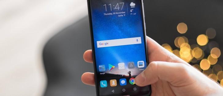 طراحی ظاهری گوشی P11 شرکت هواوی، شبیه آیفون X خواهد بود! + تصویر