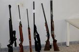 باشگاه خبرنگاران -دستگیری ۸ شکارچی متخلف در منطقه شیدا