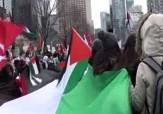 باشگاه خبرنگاران -تجمع اعتراضی مقابل کنسولگری آمریکا در تورنتو + فیلم