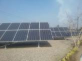 باشگاه خبرنگاران -افتتاح طرح توسعه نیروگاه مولد برق خورشیدی در مشهد