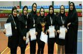 باشگاه خبرنگاران -دانشگاه مازندران قهرمان مسابقات بدمینتون منطقه ۲ دختران کشور+ تصاویر