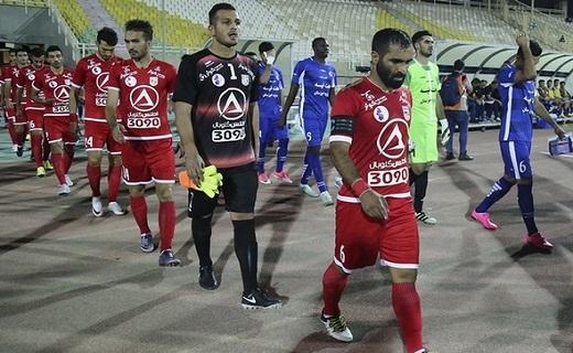 باشگاه خبرنگاران -کاپیتان تراکتورسازی در اهواز بازی میکند