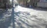 باشگاه خبرنگاران -نگاهی به وضعیت خیابان پرحادثه شهرک ویلاشهر + فیلم