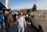 باشگاه خبرنگاران -عملیات شهادتطلبانه در قدس اشغالی+ تصاویر