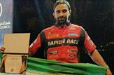 باشگاه خبرنگاران -تبریک درخشش ورزشکار چهارمحالی در مسابقات جهانی