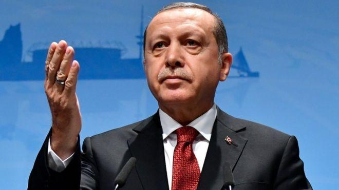 سخنرانی آتشین اردوغان در انتقاد از رژیم صهیونیستی/ اسرائیل تروریست است بله، تروریست!
