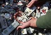 باشگاه خبرنگاران -کشف محموله ۵۰۰ میلیون ریالی سیگار قاچاق در اشنویه