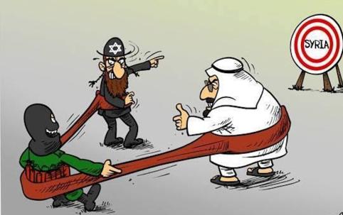 وقتی صلابت ایران خون سعودی ها را به جوش می آورد+ فیلم