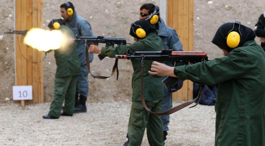 آغاز مرحله تعلیمی اکثر از ۲۴۰ پولیس خانم افغان در ترکیه
