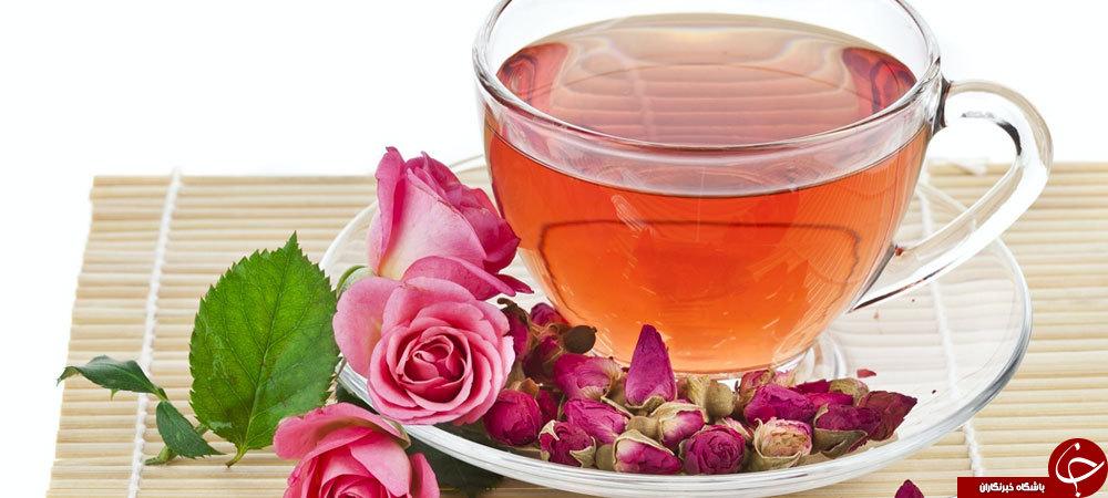 خواص شگفتانگیز گل محمدی؛ بهترین نوشیدنی روزهای سرد