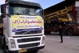 باشگاه خبرنگاران - ارسال ۲ جرثقیل سنگین وزن همراه تیم متخصص از آذرآب اراک به مناطق زلزله زده + عکس