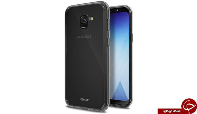 ایا گوشی a5 ضداب است رندر مدل 2018 گوشی galaxy a5 فاش شد + تصویر | الف | خبروان