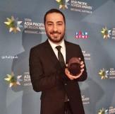 جایزهای دیگر برای نوید محمدزاده/ همدردی دوباره آقای بازیگر با زلزلهزدگان کرمانشاه