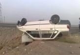 باشگاه خبرنگاران - ۳ کشته و مجروح در واژگونی پراید در محور خمین_اراک