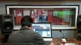 باشگاه خبرنگاران -اجرای قطعه صبح پیروزی با مضمونی جدید در استودیو هنری مشهد