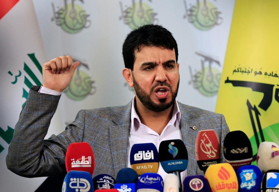 شبهنظامیان عراق سلاحهای سنگین را به دولت این کشور پس خواهند داد