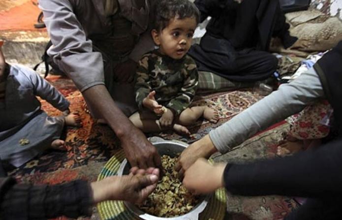 مقام سازمان ملل متحد درباره وقوع قحطی در یمن در چند ماه آینده هشدار داد