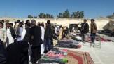 باشگاه خبرنگاران -افتتاح بازارچه دستفروشان در زاهدان