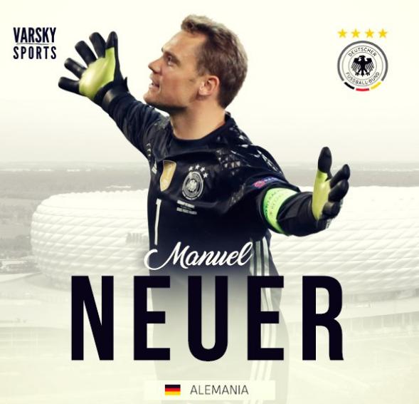 آشنایی با ستاره های جام جهانی 2018 روسیه(قسمت دوم)+ تصاویر