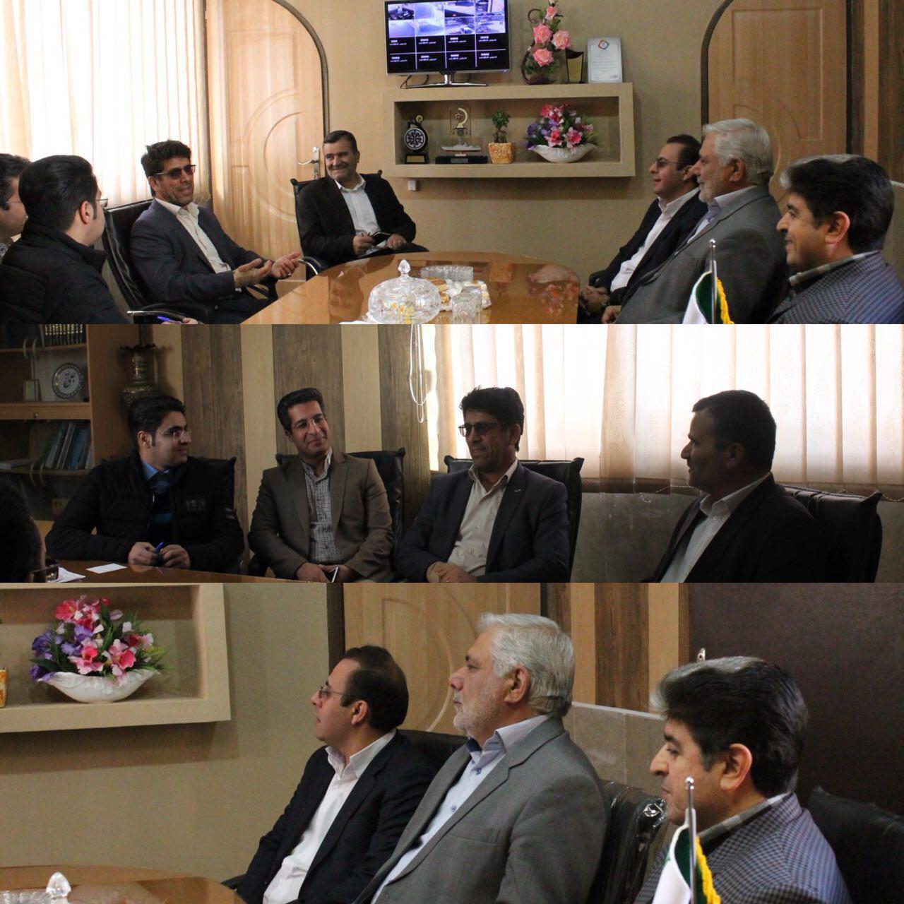 باشگاه خبرنگاران -حضور رئيس فدراسيون ورزش هاى روستايى در سيرجان