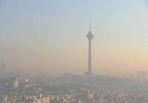 باشگاه خبرنگاران -هوای تهران در وضعیت ناسالم است