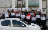 باشگاه خبرنگاران -تجمع اعتراض آمیز هواداران سپیدرود در رشت