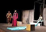 باشگاه خبرنگاران -درخشش نمایش «پانکیه کان» چهاردهمین جشنواره تئاتر کردی سقز