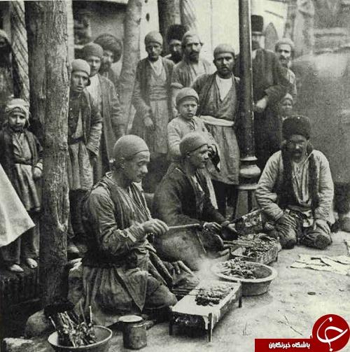 96 سال پیس مردم ایران چه تیپی داشتند؟ +تصاویر