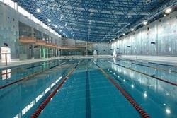 برگزاری مسابقات بین المللی شنای بانوان در ایران