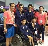 باشگاه خبرنگاران -درخشش شناگران کرمانی در امارات