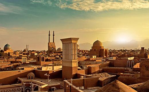 باشگاه خبرنگاران -یزد، شکوه آثار باستانی ایران در یونسکو + فیلم