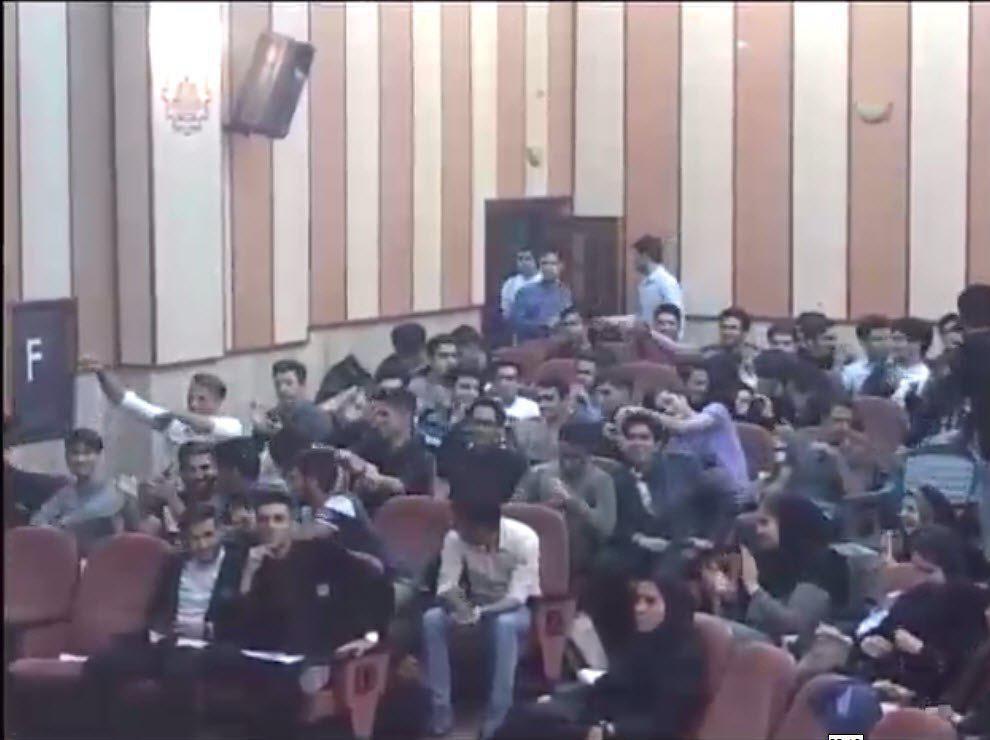 باشگاه خبرنگاران -هنجارشکنی؛ این بار در دانشگاه صنعتی اصفهان! + فیلم