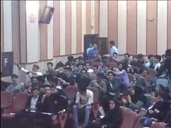 هنجارشکنی؛ این بار در دانشگاه صنعتی اصفهان! + فیلم