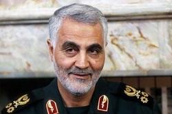 سردار سلیمانی: آمادگی ایران برای پشتیبانی همهجانبه از نیروهای مقاومت