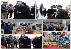 باشگاه خبرنگاران -گشایش نمایشگاه هنرهای سنتی ۴ هنرمند بهشهری