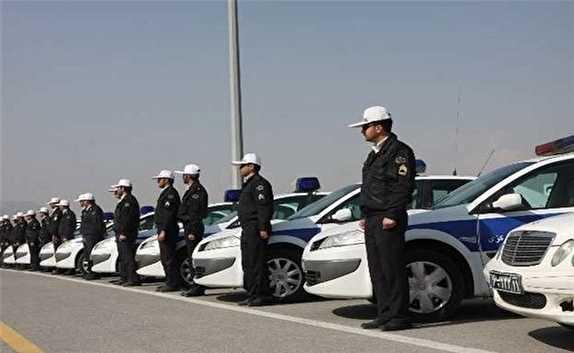 باشگاه خبرنگاران -طرح پلیس زمستانه پلیس راه در یزد آغاز شد
