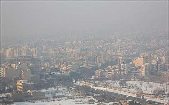 باشگاه خبرنگاران -وضعیت ناسالم هوای تبریز برای گروههای حساس