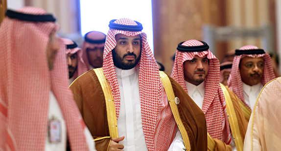 باشگاه خبرنگاران -دیدار کنترل شده فرستاده مکرون با شاهزادگان بازداشتشده سعودی/ محمد بن سلمان سرگردان شده است