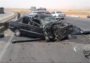 باشگاه خبرنگاران -بیتوجهی رانندگان به جلو عامل 32 درصد تصادفات برون شهری آبان ماه امسال