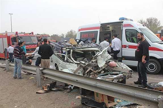 باشگاه خبرنگاران -۴۰ درصد تلفات تصادفات جادهای اردبیل قشر جوان است