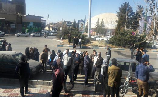 زلزله دوبار استان کرمان را لرزاند/اعزام تیمهای ارزیاب به منطقه زلزله زده