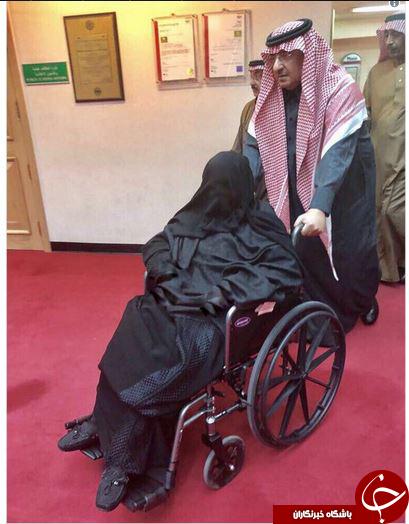 تصویری مرموز از رقیب سابق بن سلمان اذهان عمومی را درگیر کرد!
