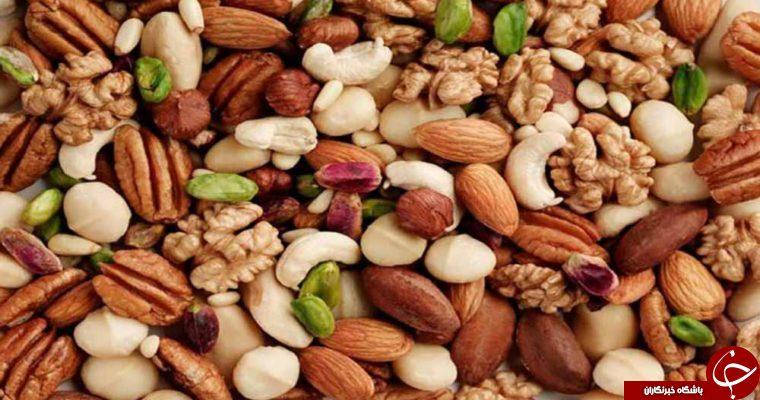 در رژیم گیاهخواری، این مواد غذایی را دریافت کنید