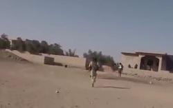اولین فیلم مستند از نابودی داعش و پاکسازی روستاهای البوکمال