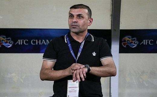 باشگاه خبرنگاران -ویسی در تمرین استقلال خوزستان حاضر شد